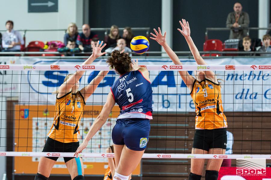 Orlen Liga , mecz KSZO Ostrowiec Sw – SK Bank Legionovia Legionowo 3:1 (25:20, 25:14, 18:25, 25:19)